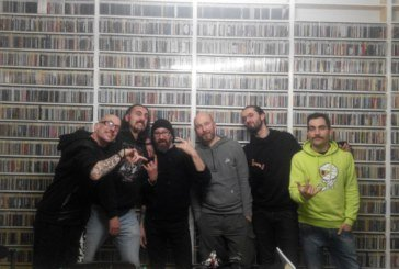 Rock dj - In studio con gli Story of Jade