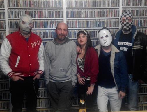 Rock DJ - intervista a Contessa and the Squires