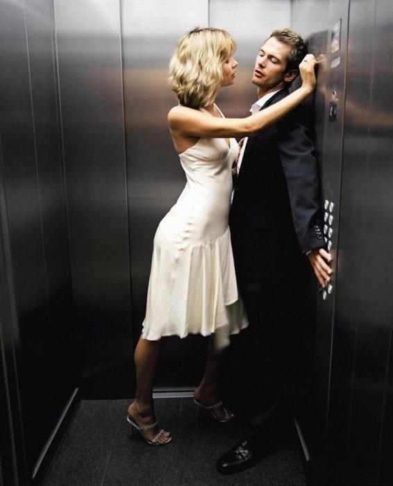 #Col Advisor - Come attaccare bottone in ascensore