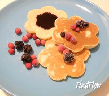 Find Flow - Pancakes!