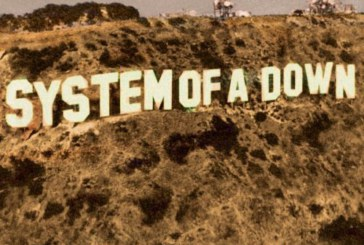 Bring the noise – Toxicity, System of a Down