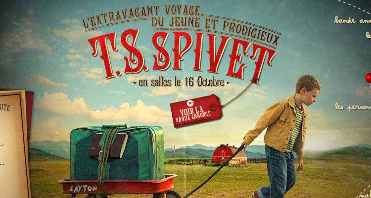 Lo straordinario viaggio di T.S. Spivet - Recensione