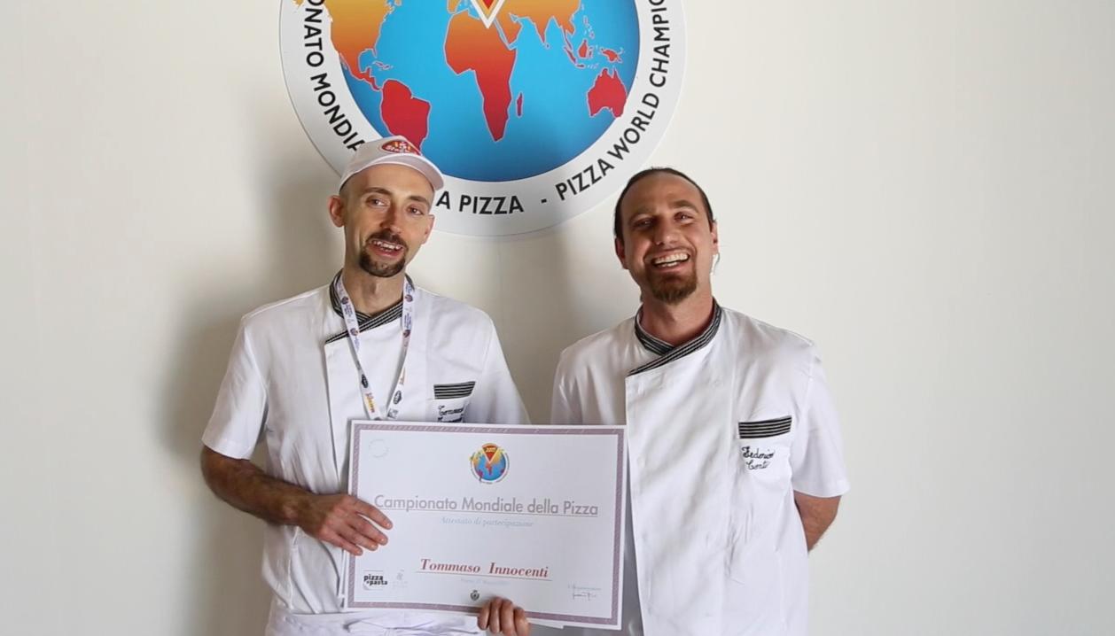 Mani in Pasta - Campionato mondiale della pizza
