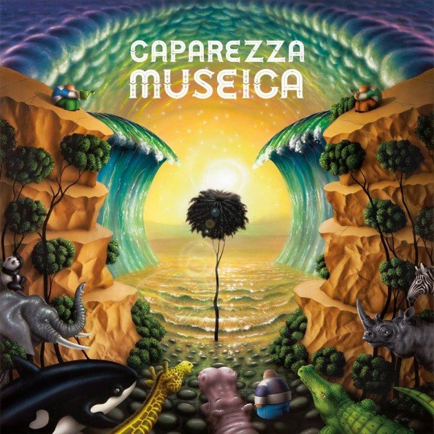 Bring the noise - Caparezza - Museica