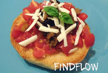 Find Flow – Friselle alla norma