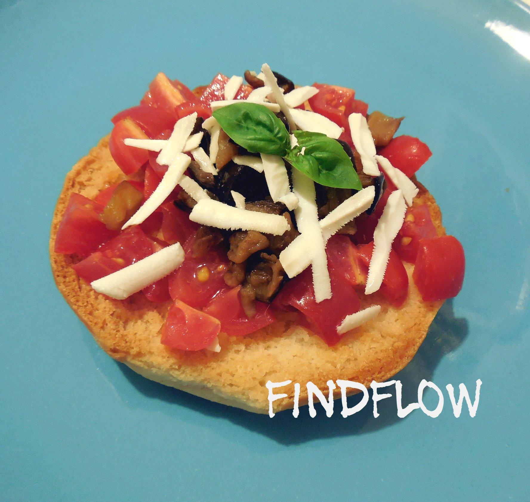 Find Flow - Friselle alla norma