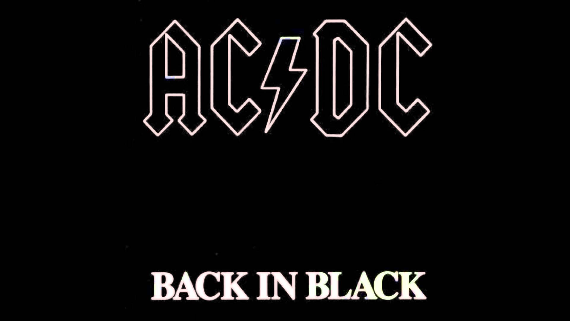 Ac\Dc - Back In Black