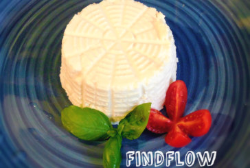 "Find Flow – ""Ricottina"" home-made"