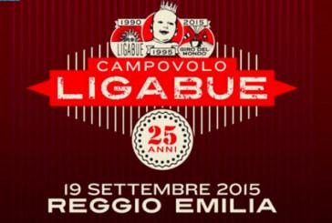 Report Event- Ligabue