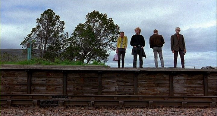 Unconventional - Trainspotting