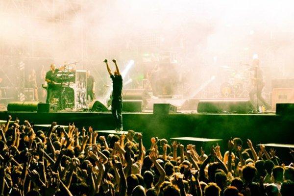 Fall In Rock - Subsonica live @ Mercati Generali