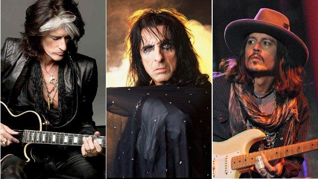 Fall In Rock - Hollywood Vampires