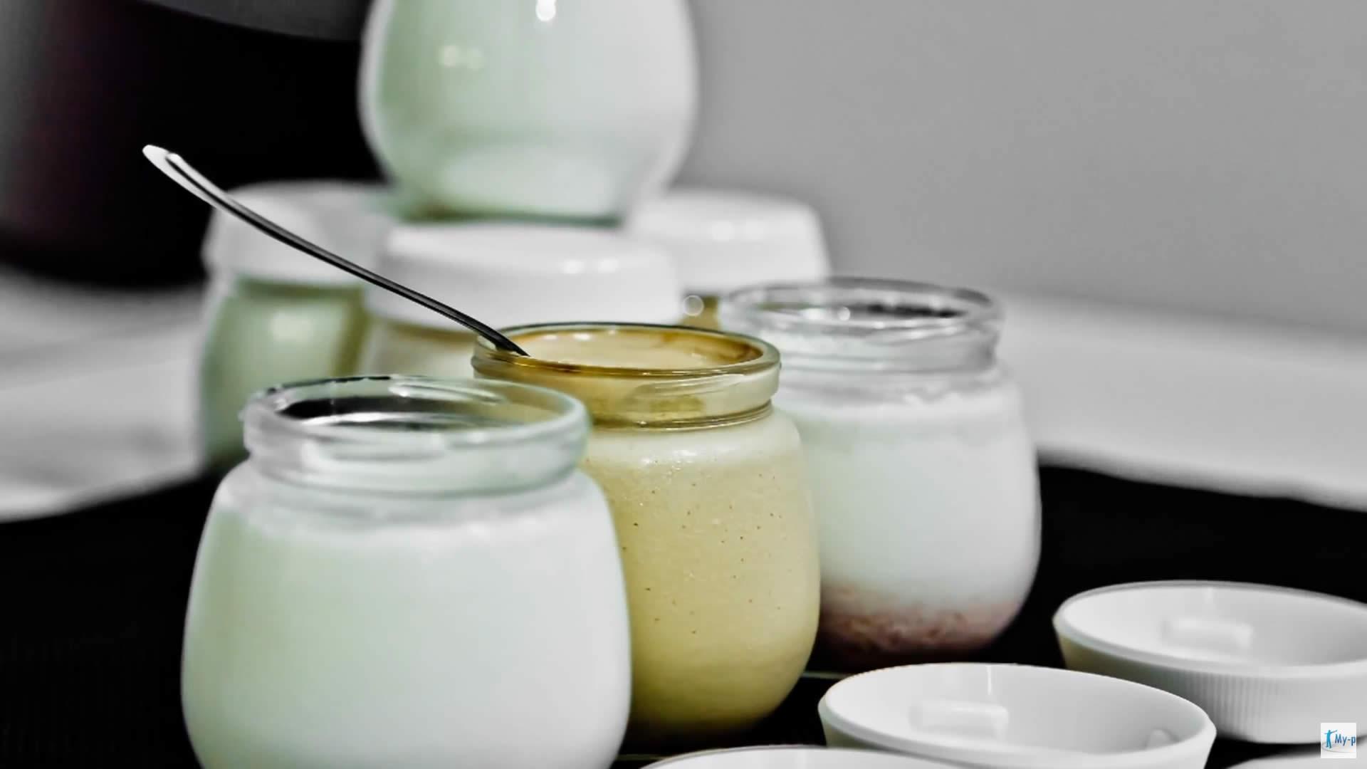 Dalsher - Vasetti di yogurt !