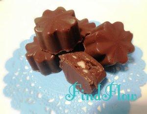 Cioccolatini marsala e frutta secca