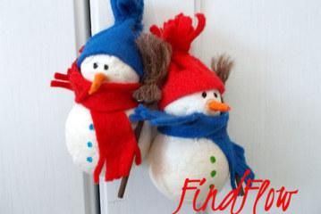 Find flow – Omini di neve
