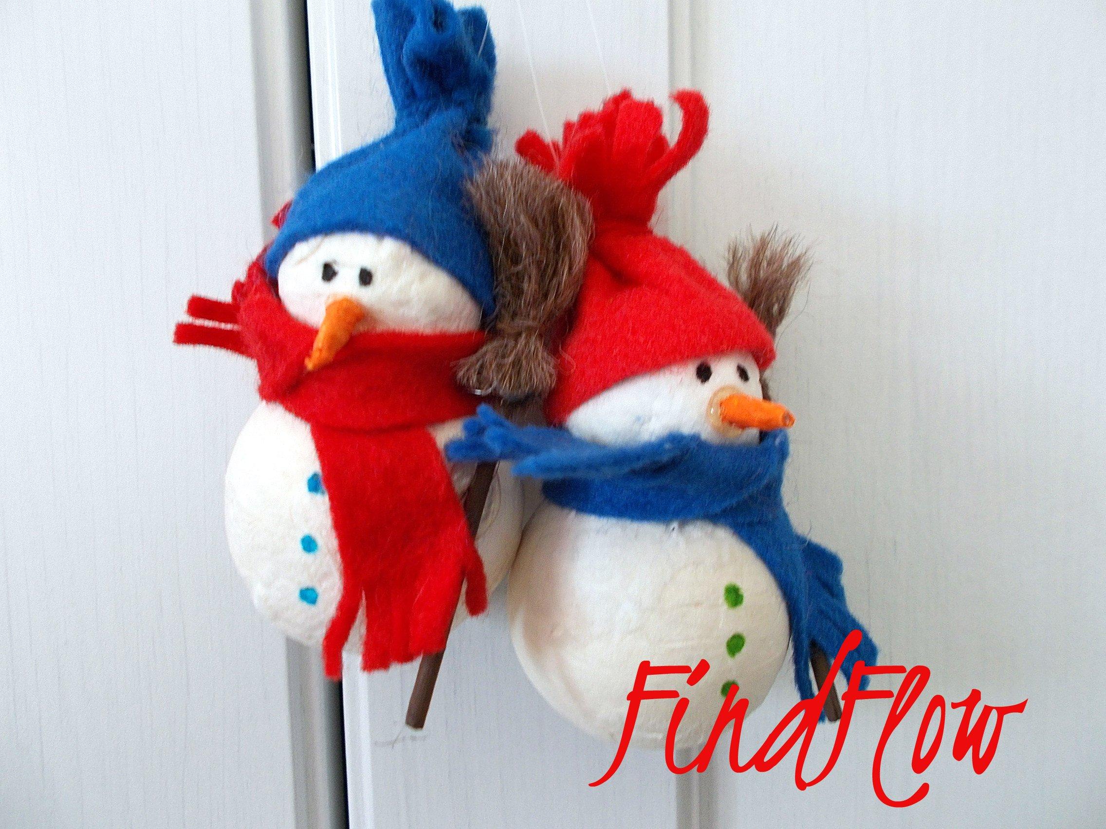 Find flow - Omini di neve