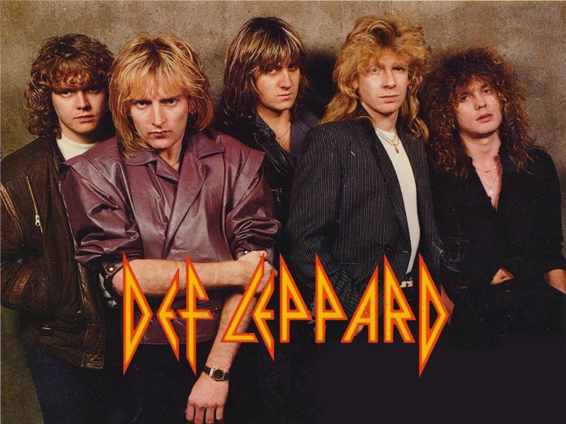 Fall In Rock - Def Leppard