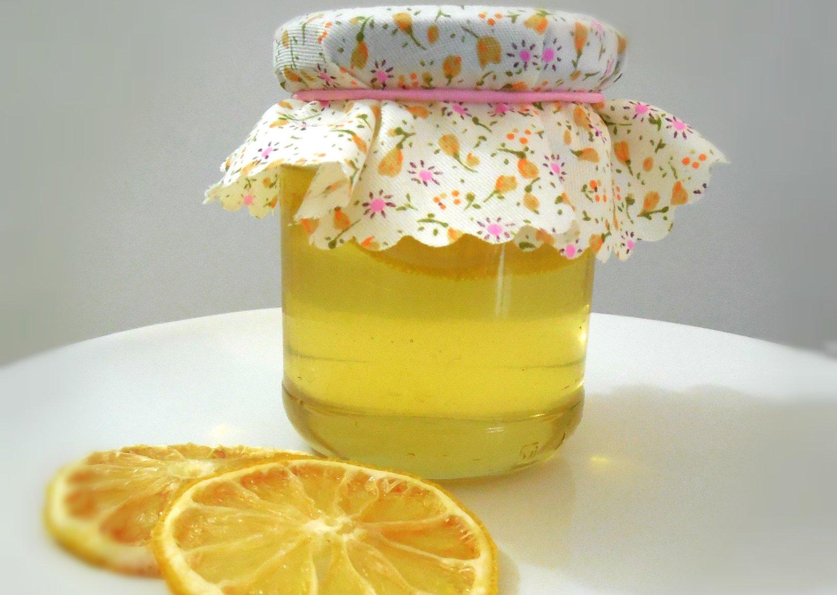 Find Flow - Miele aromatizzato al limone e zenzero