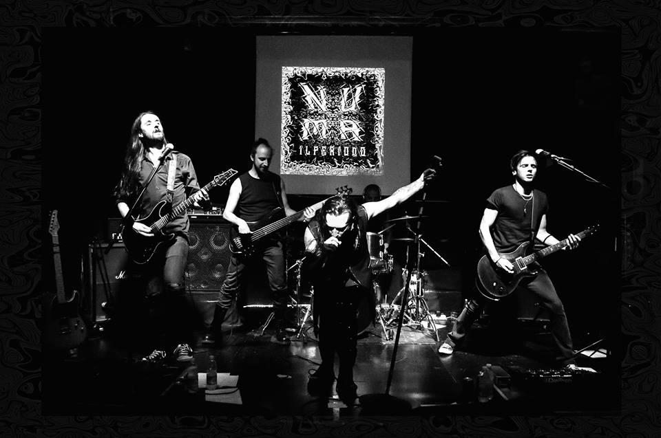 Rock Dj - Intervista a Numa
