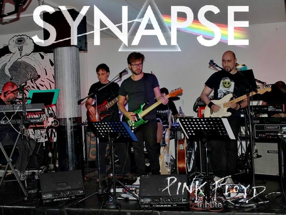 Rock Dj - Synapse - Pink Floyd Tribute