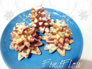 Alberelli di biscotti
