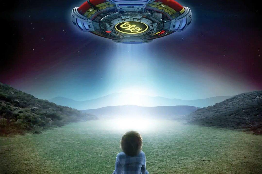 Fall in Rock - Jeff Lynne ELO - Alone in the Universe