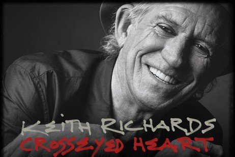 Keith Richards - Crosseyed Heart - Recensione