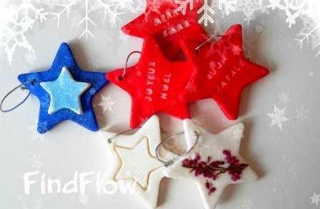 Fare decorazioni natalizie!