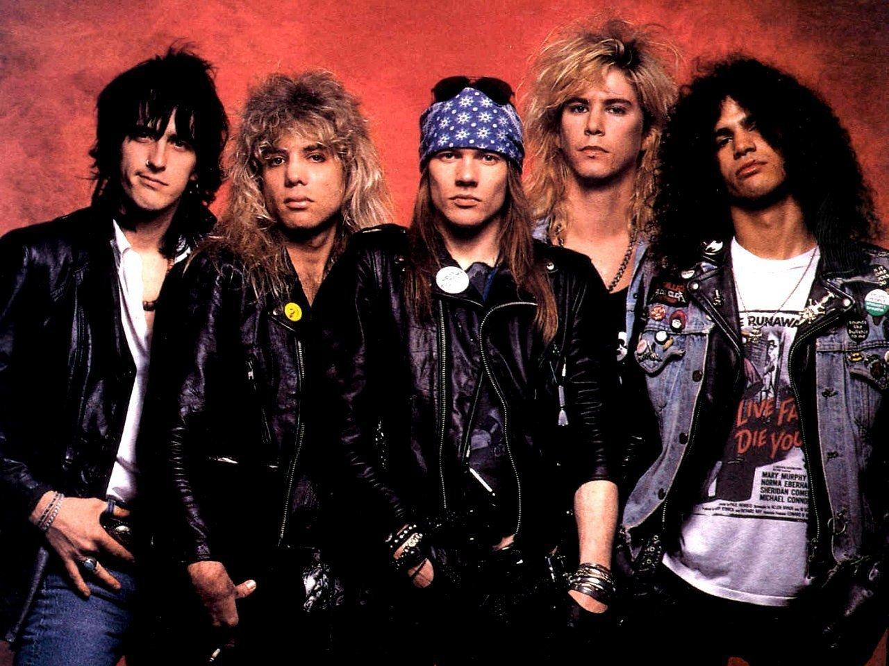 Reunion Guns N Roses