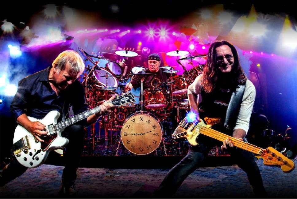 R40 Live - Rush - Recensione