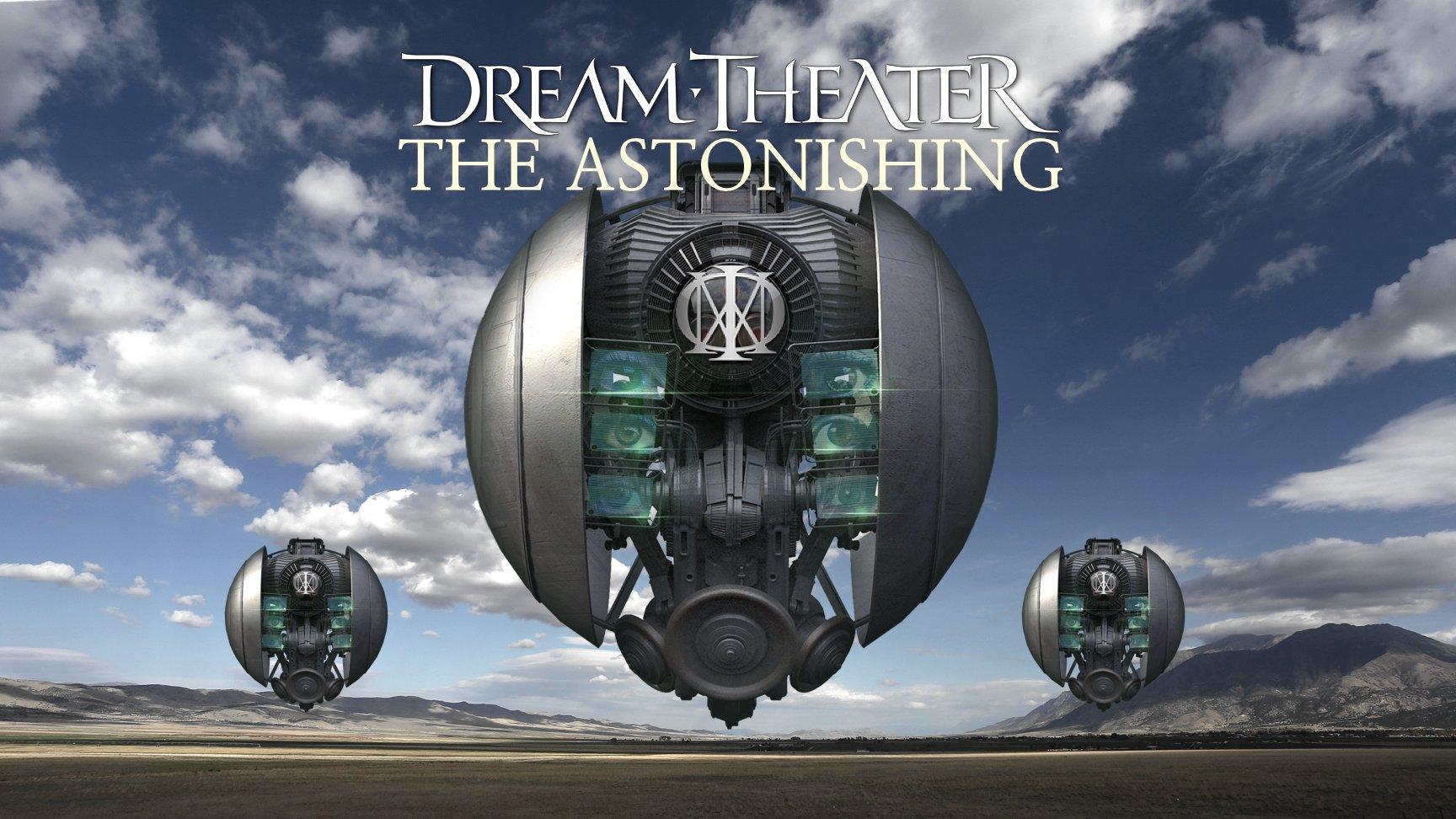 The Astonishing - Dream Theater - Recensione