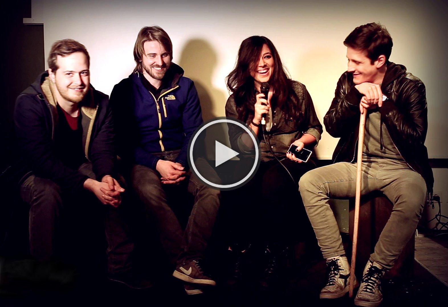 Intervista ai The Bastard Sons of Dioniso (VIDEO)