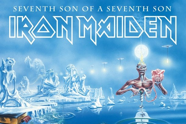 Seventh Son Of A Seventh Son - Iron Maiden - Recensione