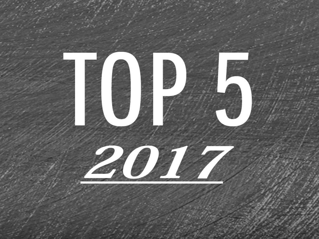 TOP 5 2017: i giochi più attesi