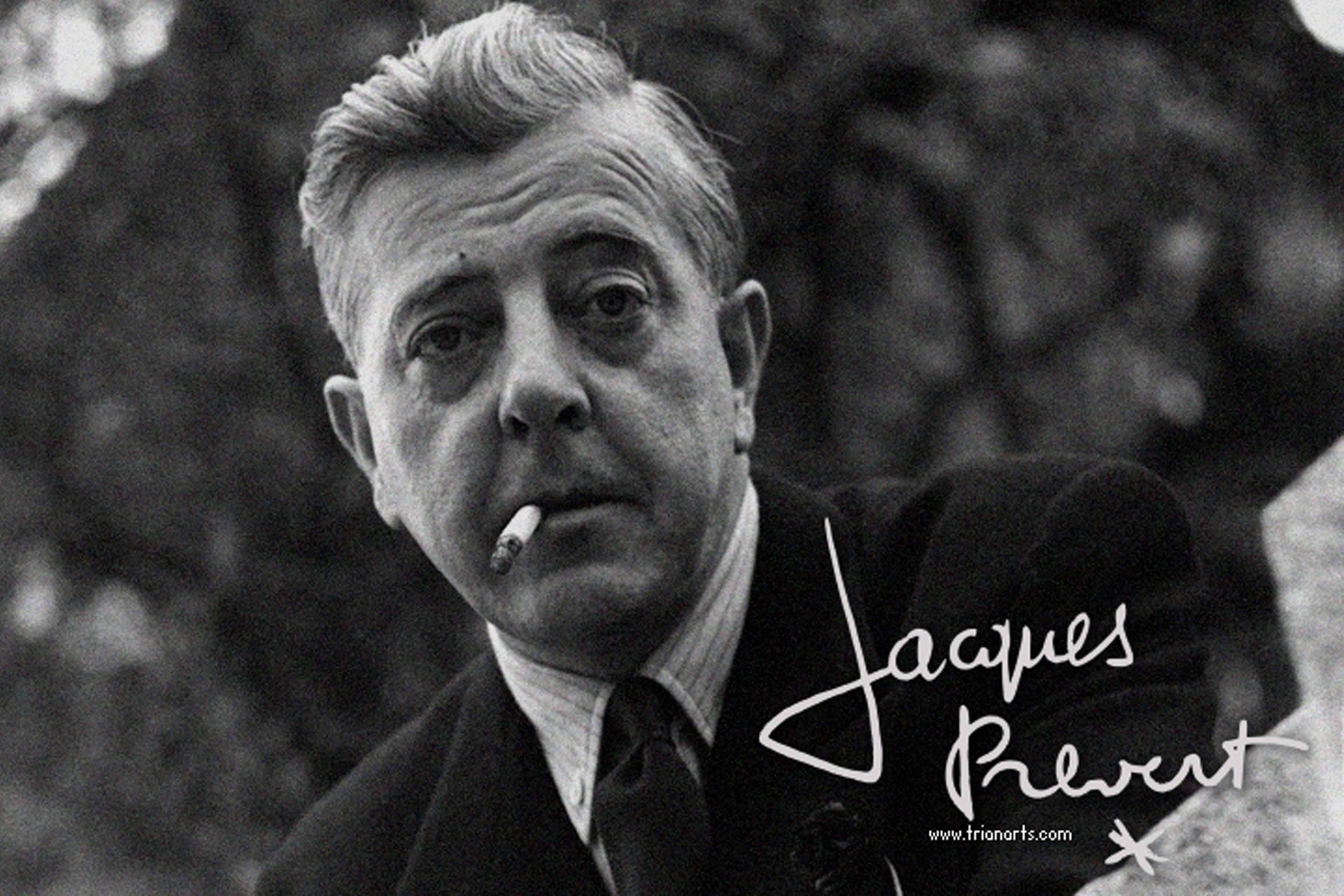 Jacques Prévert...secondo Giovanni