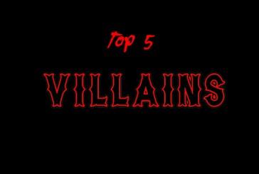 Top 5 Game Villains