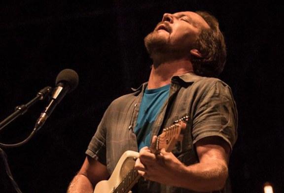 Eddie Vedder @ Firenze Rocks – Recensione