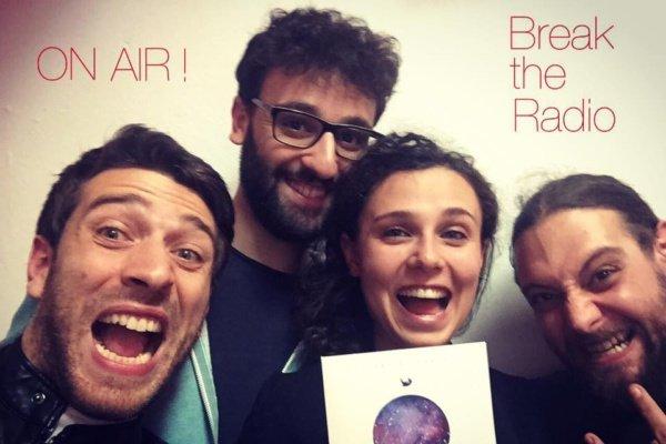 Break the Radio - podcast 02/10/2017
