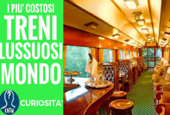 I treni più lussuosi del mondo