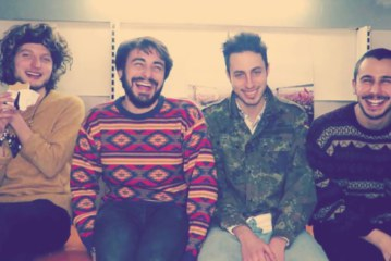 INTERVISTA A FINISTER, HANDSHAKE, BEYOND THE GARDEN E WASHITA