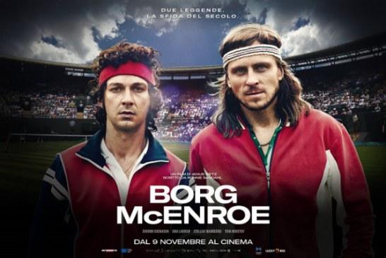 Borg McEnroe – Recensione