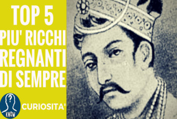 I Re e gli Imperatori più ricchi della storia