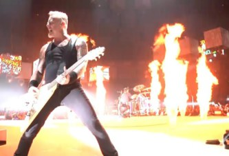 Metallica live @ Unipol Arena  – Report
