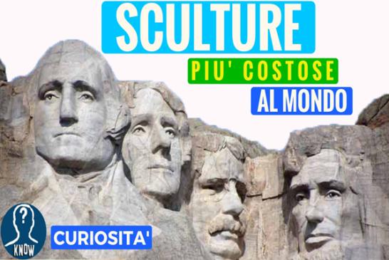 Le sculture più costose del mondo