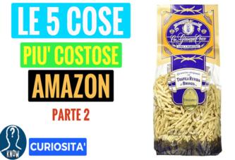 Le cose più assurde e costose su Amazon