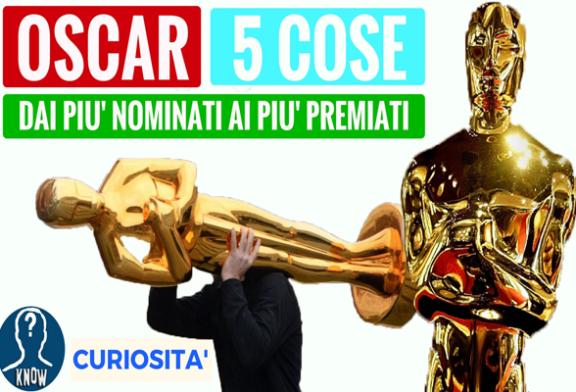Premi Oscar: le curiosità assolutamente da sapere