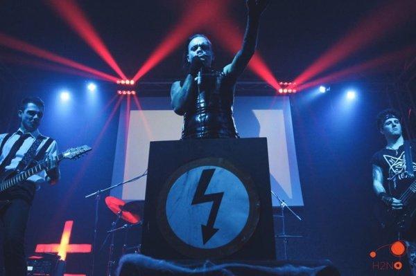 Spooky Kids Marilyn Manson Tribute - Intervista