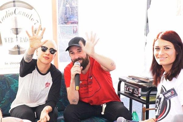 Intervista ai Coma Cose con Radiocanale 7