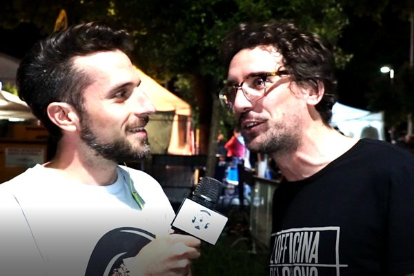 Intervista a Willie Peyote con Radiocanale 7