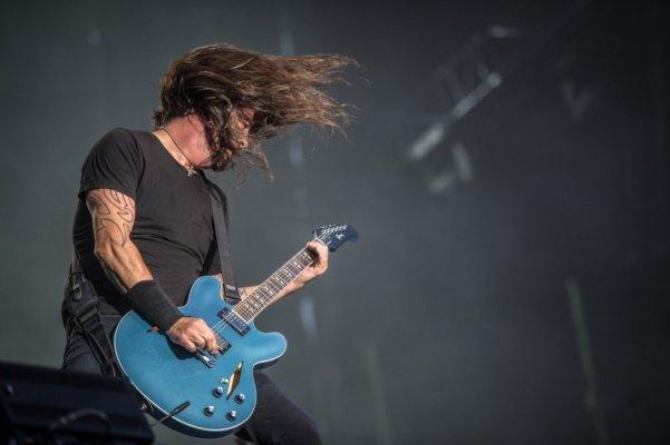 Foo Fighters live @ Firenze Rocks - Recensione